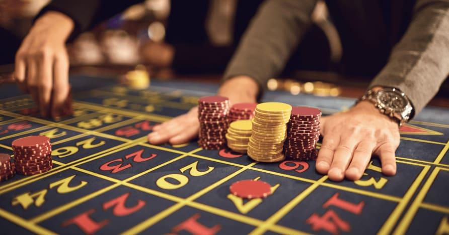 Τα καλά και τα κακά των ζωντανών στοιχημάτων στο καζίνο