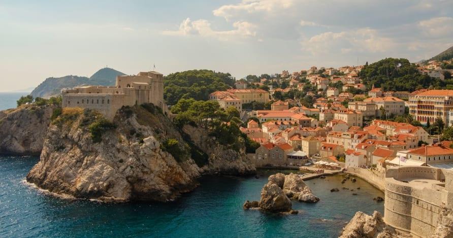 Η κροατική ζωντανή σκηνή τζόγου