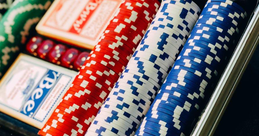 Μπείτε στο Texas Hold'em