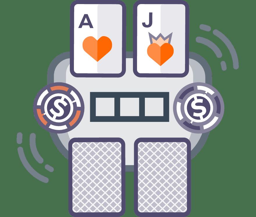 Κορυφαία διαδικτυακά καζίνο για να παίξετε Live Casino Holdem