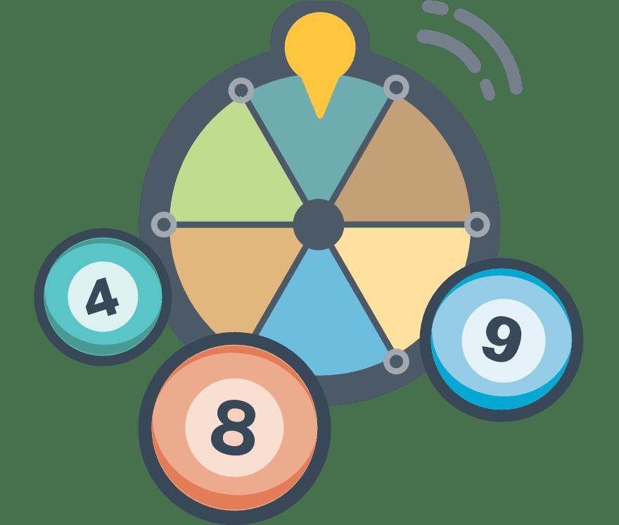 Παίξτε Λοταρία Online -Τα καλύτερα 9 με τις μεγαλύτερες πληρωμές Live Καζίνο το 2021