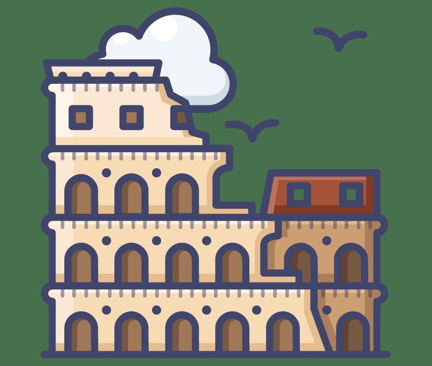 Τα καλύτερα 16 Live Καζίνο στη(ο) Ιταλία το 2021