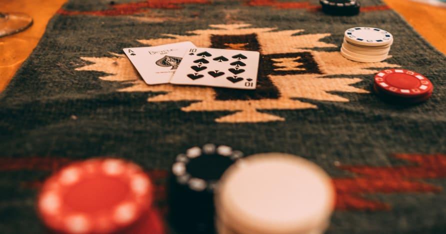 Δεξιότητες διαχείρισης χρημάτων Blackjack