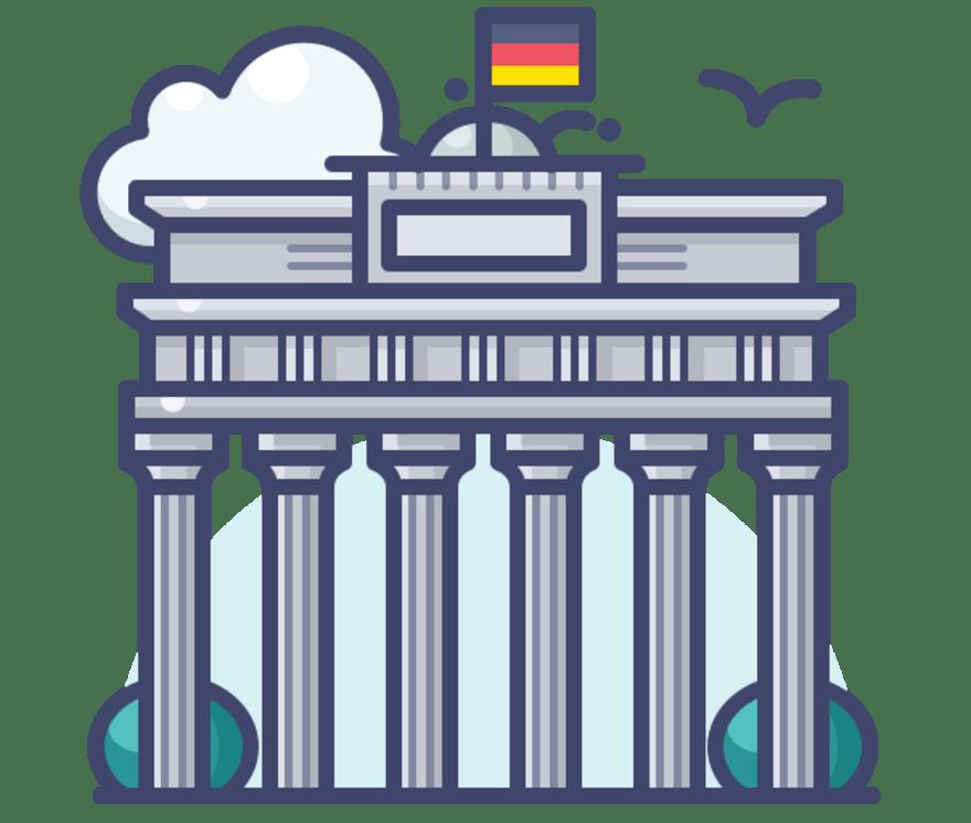 Τα καλύτερα 65 Live Καζίνο στη(ο) Γερμανία το 2021
