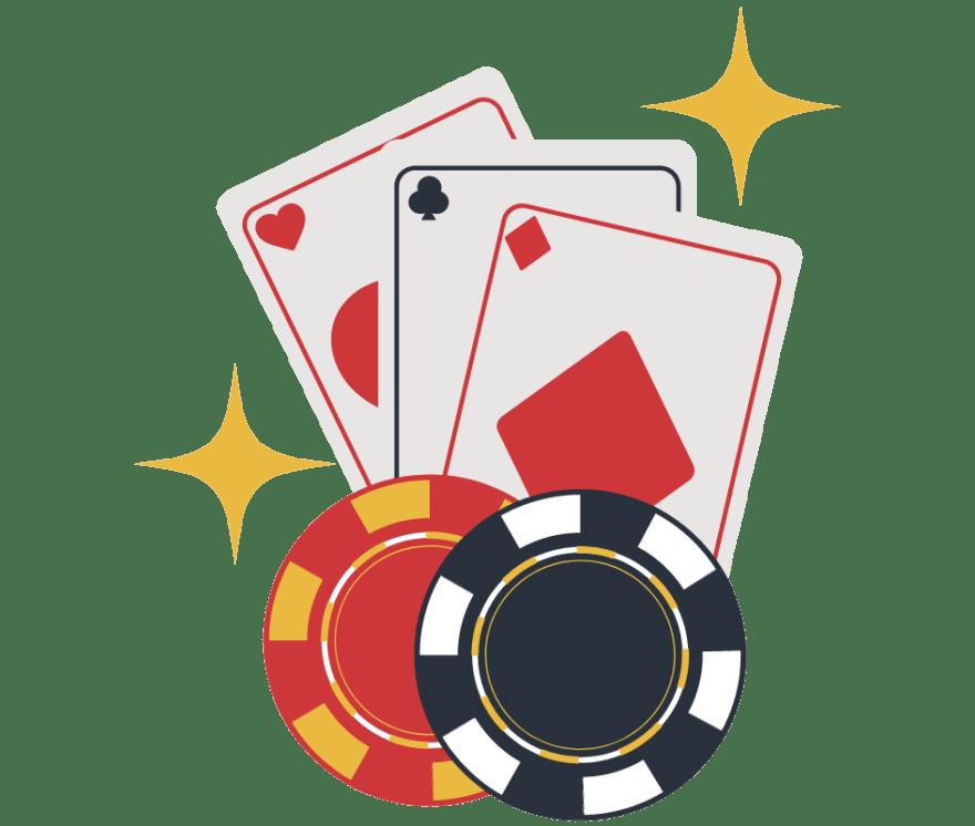 Παίξτε Live Blackjack Online - Κορυφαία καζίνο το 2021