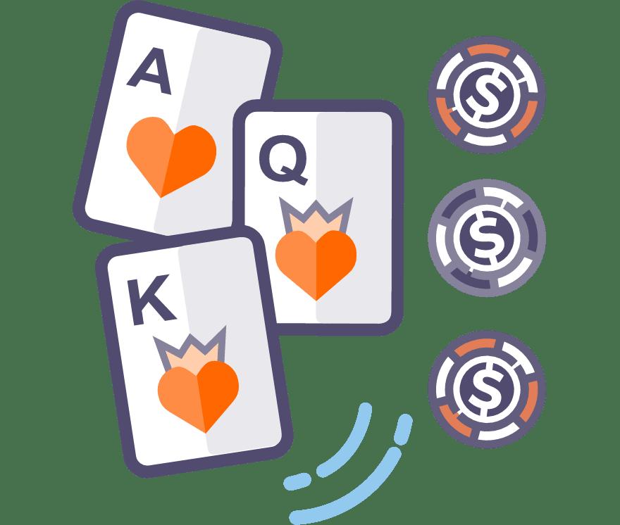 Παίξτε Live Three Card Poker