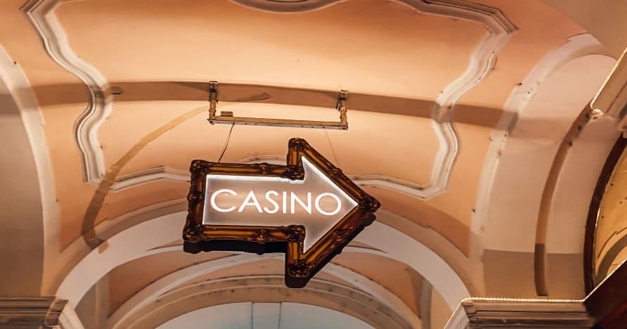 Τζόγος σε ζωντανό καζίνο