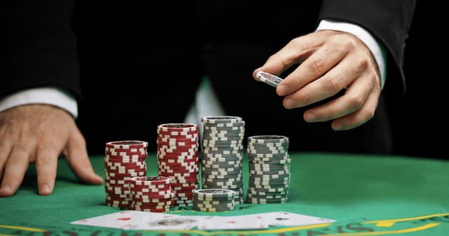 Συγκρίνοντας αποδόσεις για τα σημερινά κορυφαία παιχνίδια Live Casino