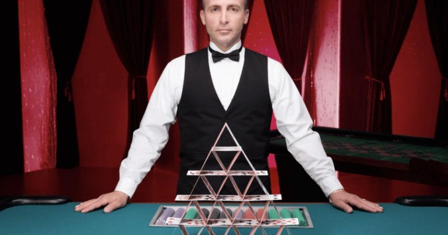Όλα όσα θέλατε να μάθετε για τα Live Dealer Games