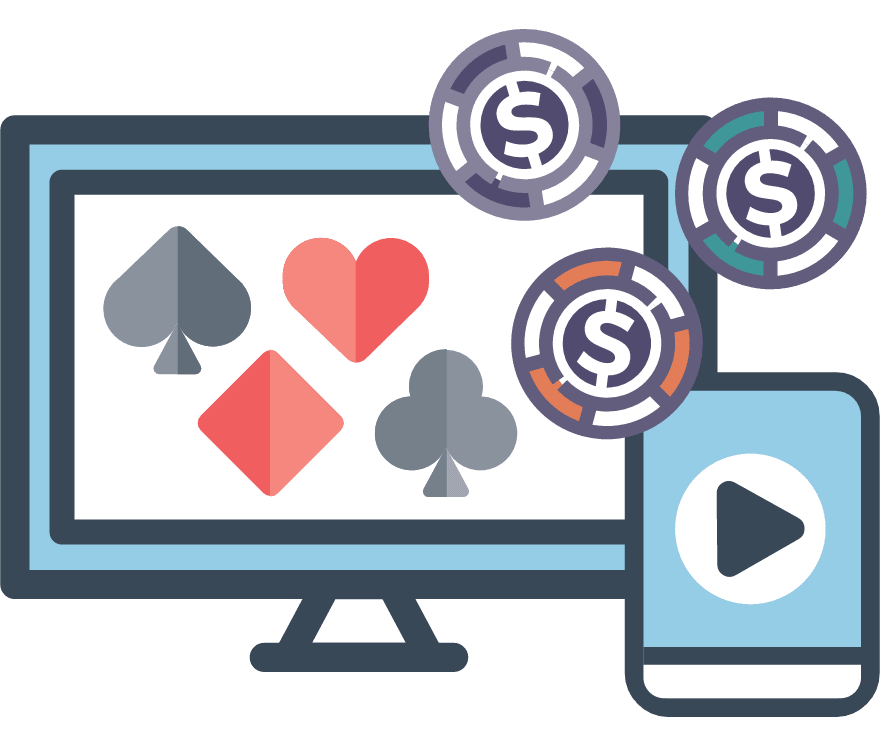 Ζωντανά καζίνο πόκερ βίντεο - Κορυφαία βαθμολογία 2021