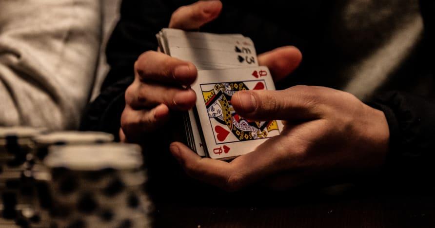 Μαθηματικά στο διαδικτυακό πόκερ βίντεο