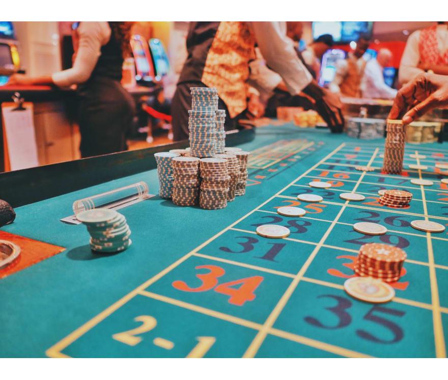 Παίξτε Live Texas Hold'em Online