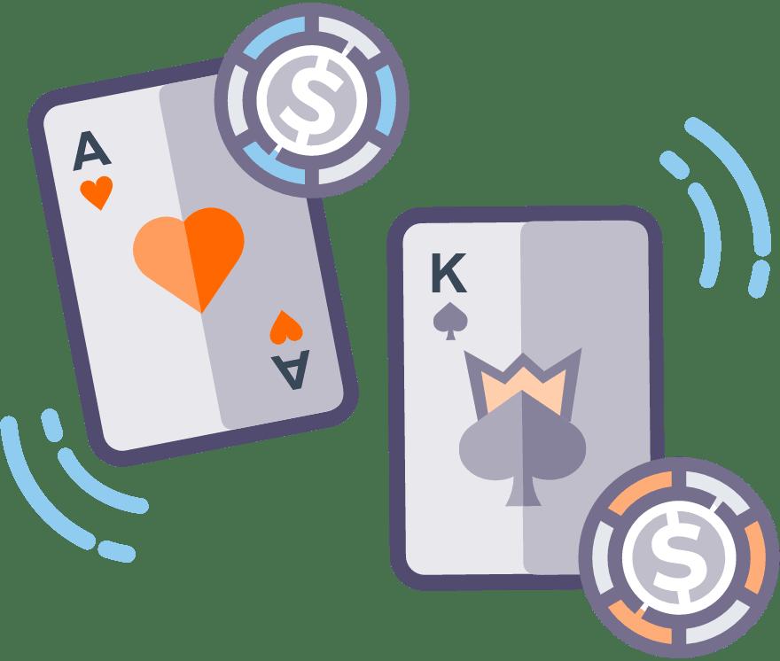Παίξτε Casino War Online -Τα καλύτερα 5 με τις μεγαλύτερες πληρωμές Live Καζίνο το 2021